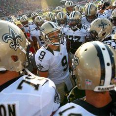 New Orleans Saints!!!
