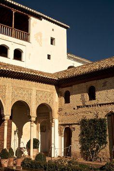 La Alhambra de Granada Spain