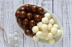 Túrós kókuszgolyó 🍴 Fruit, Food, Atelier, Bakken, Essen, Meals, Yemek, Eten