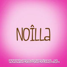 Noilla  (Voor meer inspiratie, en unieke geboortekaartjes kijk op www.heyboyheygirl.nl)