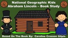 National Geographic Kids Abraham Lincoln - Book Study - Real Time - Diet, Exercise, Fitness, Finance You for Healthy articles ideas Learning Resources, Fun Learning, Teacher Resources, Teaching Ideas, Abraham Lincoln Books, Teacher Must Haves, Reading Assessment, National Geographic Kids, Book Study