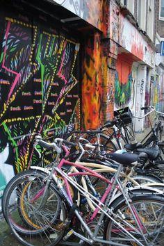 #Amsterdam #bike