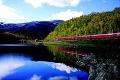 10 of the best: train journeys.  From the Himalayas to California, in five-star luxury or … not, let the train take the strain