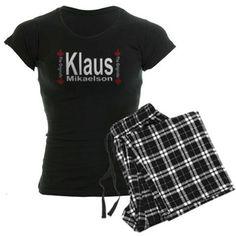 #KlausMikaelson inspired pajamas frim #TheOriginals