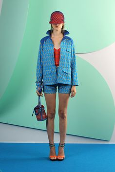 Kenzo Spring 2012 Ready-to-Wear (coat)