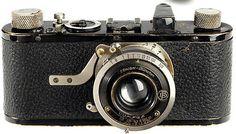 Leica Compur Rim - (1926)  Lens Leitz Anastigmat f 3.5/50