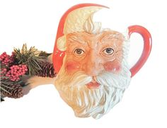 "I added ""Santa Claus Mug Vintage Royal Doulton Figural Toby"" to an #inlinkz linkup!https://www.etsy.com/listing/156609614/santa-claus-mug-vintage-royal-doulton?ref=shop_home_active_4"