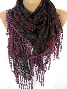 NEW  Scarf  Elegant  Scarf Fashion Scarf  by SmyrnaShop on Etsy, $17.90