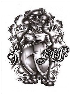 www.pinterestpoker.com                            www.pinterestpoker.com Gangster Tattoos, Sweet Tattoos, Cd Cover, Temporary Tattoo, Cool Stuff, Creepy Stuff, The Dreamers, Coloring Pages, Statue