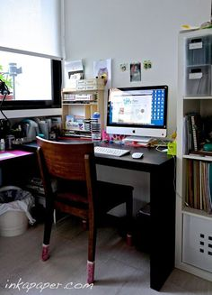 Ren Loh's craft space