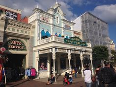 These cute shops in Disney dreamland