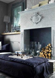 Interiors: Cool Beauty - lookslikewhite Blog - lookslikewhite
