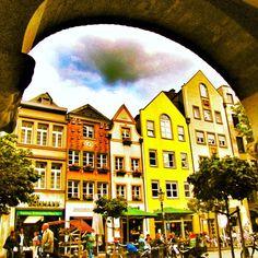 duesseldorf old_town
