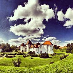 #varazdin castle.