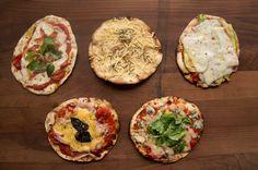 Dedo De Moça: Festival de Pizzaspiz