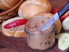 Izioni pyszne smaki: Pasztet drobiowy Sausage, Meat, Recipes, Food, Sausages, Recipies, Essen, Meals, Ripped Recipes