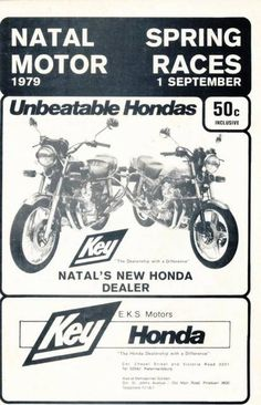 We still need contributions of programme covers and contents not listed between 1953 to New Honda, Programming, South Africa, 1970s, September, Racing, Cars, Memes, Sports