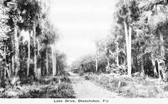 Okeechobee, Florida Florida Girl, Old Florida, Okeechobee Florida, Florida Everglades, Riva Boat, Our Town, Local History, Sunshine State, Where The Heart Is