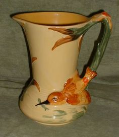 Carousel Home Gifts Family Tree Ceramic Serving Jug Tree Of Life Water Pitcher Milk China Jug Decorative Jugs Porcelain Flower Vase