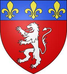 Blason ville fr Lyon (Rhone).svg