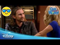 Girl Meets World | Maya's Dad | Official Disney Channel UK - YouTube