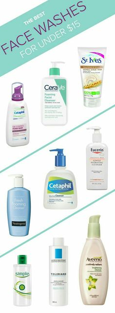 Looking for a face wash on a budget? We've got you covered with recommendations for the best products for eczema here at www.cureyourbabyseczema.com