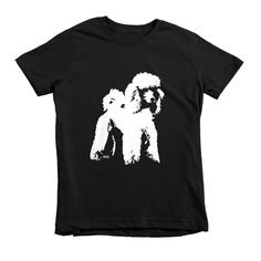 Poodle Kids T-shirt, Poodle Gifts, Custom Kids Tshirt, Gift For Niece, Gift For… Poodle, Trending Outfits, Mens Tops, Kids, T Shirt, Clothes, Fashion, Young Children, Supreme T Shirt