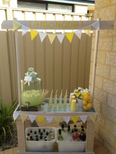 Little Big Company | The Blog: Mr Happy - gorgeous sunny yellow party feature for Cooper's 1st birthday