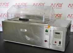 Haake Shaking Water Bath SWB25  http://afab-lab.com/product/haake-shaking-water-bath-swb25/  For more details - or to purchase - either click the link above or call (855) 777-AFAB (2322) or email mailto:sales@afab-lab.com.   90-Day Warranty - - Quality Assured by AFAB Lab Resources   #labequipment #Waterbath