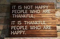 Thankfull