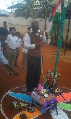 vatsalya sindhu: 66 #Republic day celebrations at #Vatsalaya Sindhu...