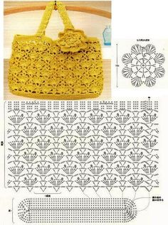 Esta es una selección de bolsas de ganchillo, que hicimos para usted y que nos encantan. Aprenda a tejer una bolsa de ganchillo que pueda llevar a cualquier parte con orgullo. Nunca más tendrá que comprar una bolsa! Aquí, usted … Ler mais... →