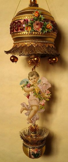 Victorian style ornament, my creation.Massimo Marzocchetti