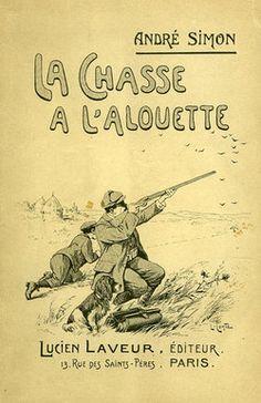 Simon. La chasse à l'alouette. 1913