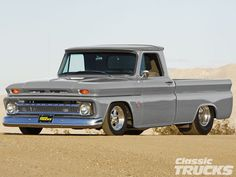 Pro Street 1964 Chevy C10 - Chevrolet Wallpaper ID 537508 - Desktop Nexus Cars
