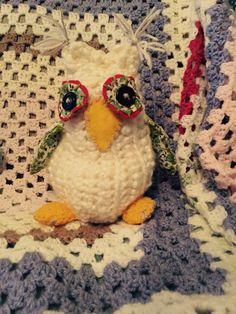 Cute Mr owl
