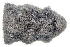 Sheepskin, Gray $109-$235
