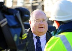 Eric Pickles, the Secretary of State for Communities and Local Government visited the first council houses to be bult in Great Yarmouth for 20 years. Beattie Passive Norse is building the homes using a patented construction method,  This allows the new homes to be built to very high Passivhaus standards at the same cost as traditional builds.
