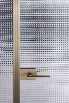 Plasterboard Wall, Sliding Pocket Doors, Double Swing, Italia Design, Door Detail, Glass Partition, Bathroom Doors, Home Design Plans, Door Design