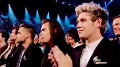 The lads attending the BBMA's 5.17.15