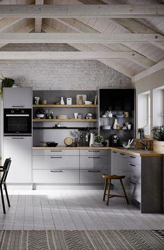 Cuisines Design, The Hamptons, Interior Architecture, Hampton Style, Kitchen, Table, Inspiration, Furniture, Homes