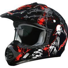 AFX FX-17 Zombie Helmet at RevZilla.com