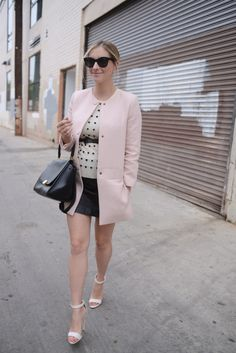 Pink with Polka Dots | Cupcakes & Cashmere