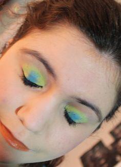 Simple Minion Makeup!