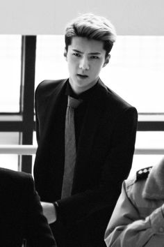 EXO Sehun - he looks so good.i mean he looks kind of mature for his age but he is a real fluffball on the inside Kyungsoo, Sehun Oh, Kai Exo, Hunhan, Chanyeol, K Pop, Shinee, Taemin, Sung Joon