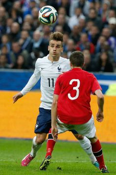 Antoine Griezmann on the France National Team