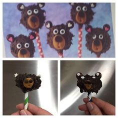 The person who started out making bear pops and instead got alien pops. | 19 People Who Prove That Pinterest Recipes Are A Lie