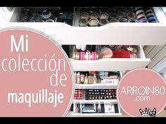 ❤ Mi colección de maquillaje ❤