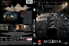 W50 Produções CDs, DVDs & Blu-Ray.: A Múmia - Lançamento 2017