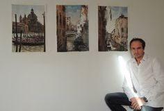 Лысый Сергей Борисович Painting, Art, Art Background, Painting Art, Kunst, Paintings, Performing Arts, Painted Canvas, Drawings